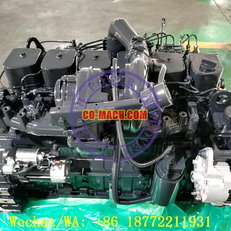 Cummins 6BT5.9-C137 Rebuilt Reman Engine