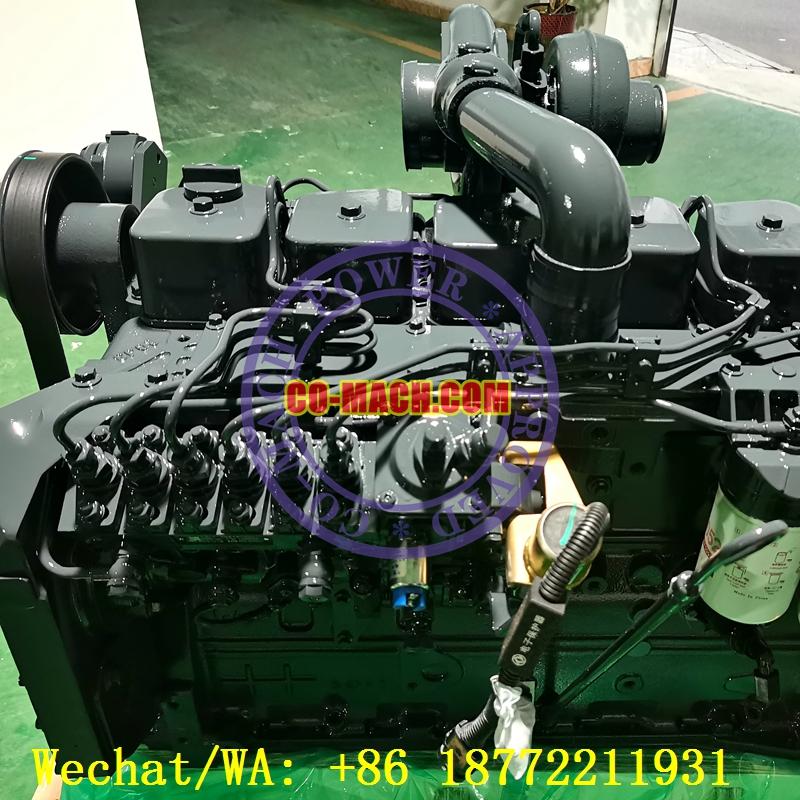 Cummins 6BT5.9-C140 Rebuilt Reman Engine