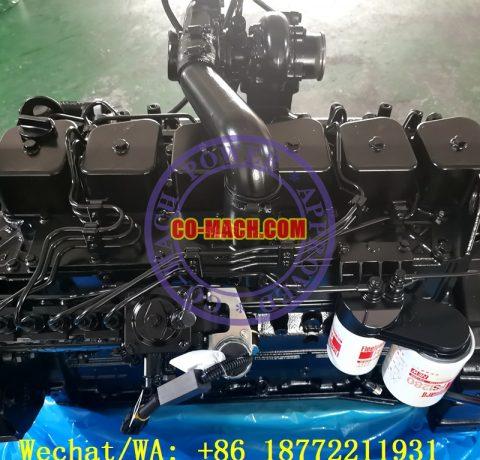 Cummins 6BT5.9-C140 Remanufactured Engine