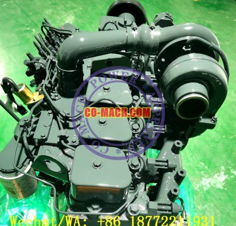 Cummins 6BT5.9-C142 Rebuilt Reman Engine