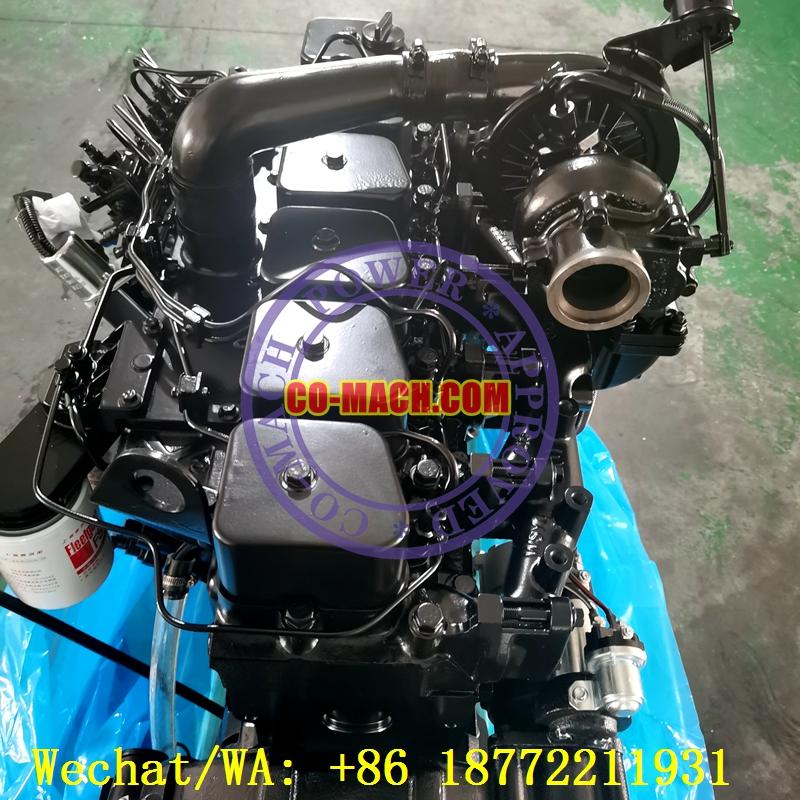Cummins 6BT5.9-C142 Remanufactured Engine