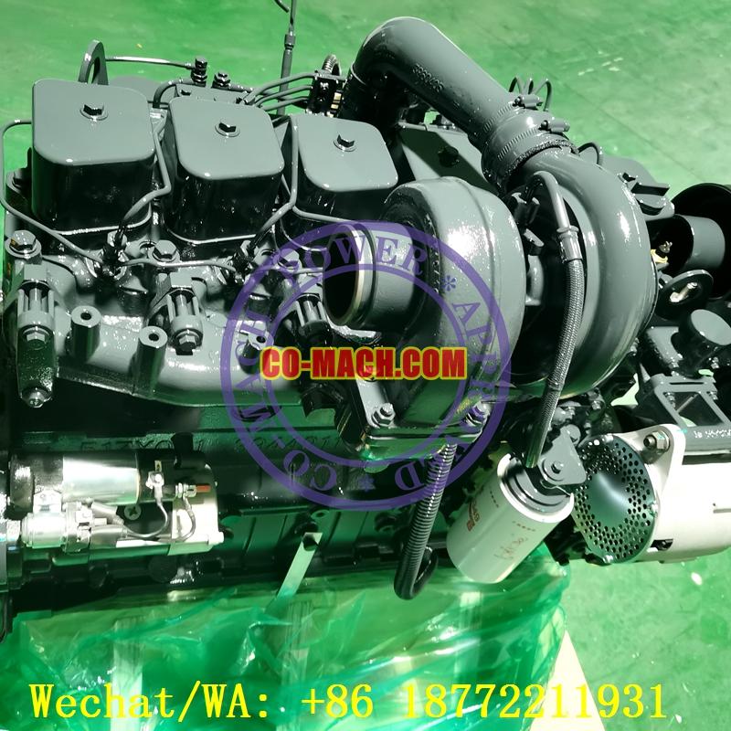 Cummins 6BT5.9-C145 Rebuilt Reman Engine