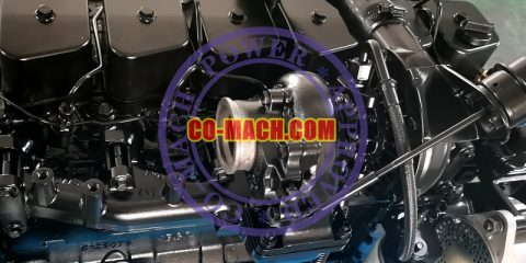 Cummins 6BT5.9-C145 Remanufactured Engine