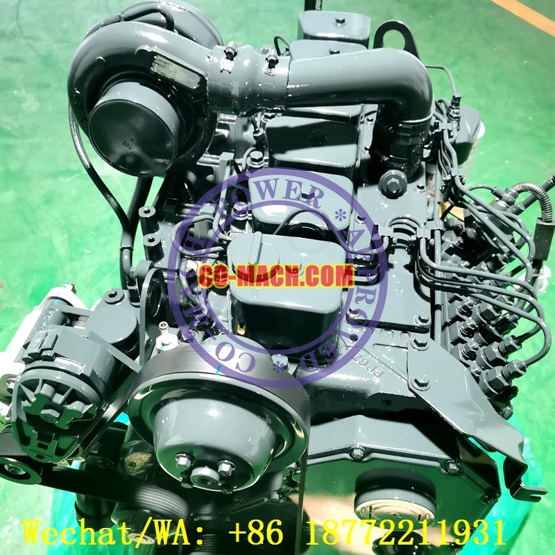 Cummins 6BT5.9-C148 Rebuilt Reman Engine