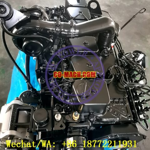 Cummins 6BT5.9-C148 Remanufactured Engine