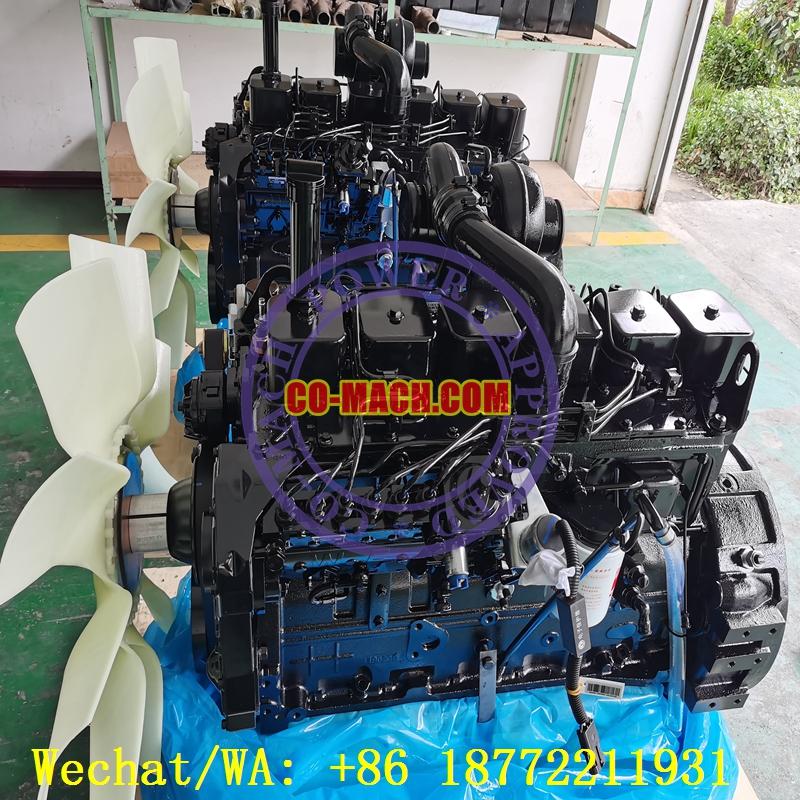 Cummins 6BT5.9-C150 Remanufactured Engine
