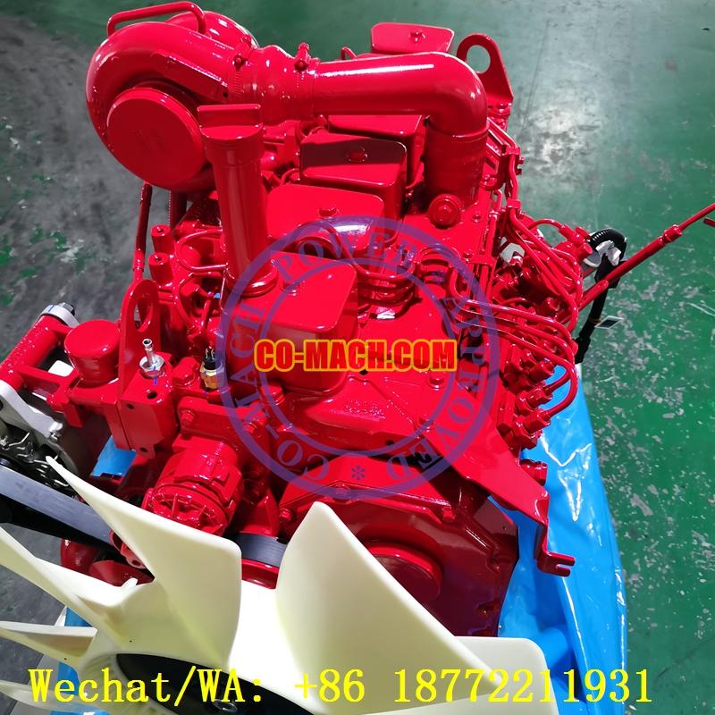 Cummins 6BT5.9-C151 Remanufactured Engine