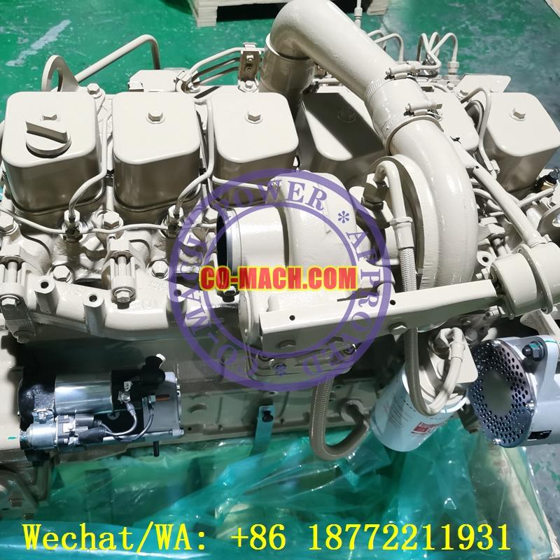 Cummins 6BT5.9-C160 Rebuilt Reman Engine