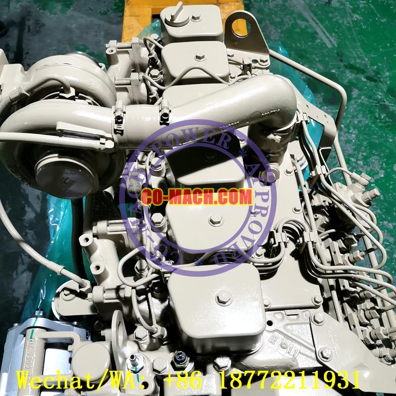 Cummins 6BT5.9-C165 Rebuilt Reman Engine