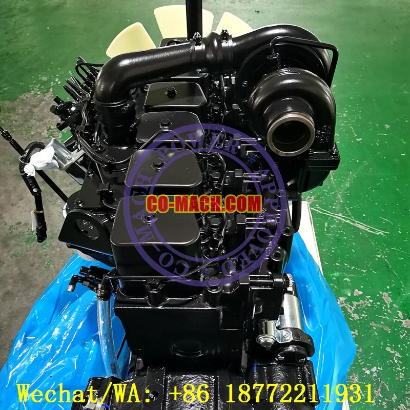 Cummins 6BT5.9-C193 Remanufactured Engine