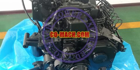 Cummins 6BTA5.9-C200 Rebuilt Engine