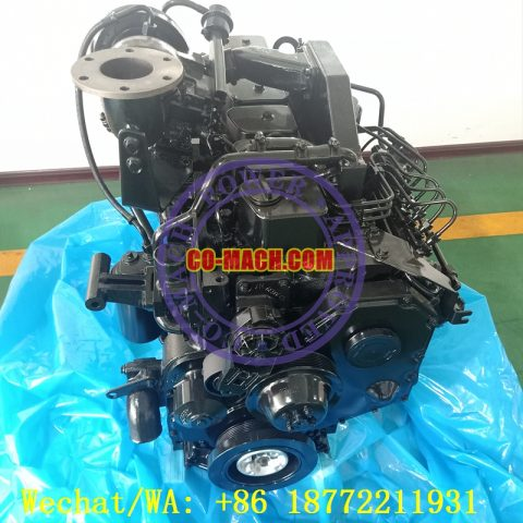Cummins 6BTA5.9-C200 Rebuilt Engine