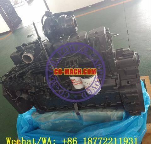 Cummins 6BTAA5.9-C128 Rebuilt Engine