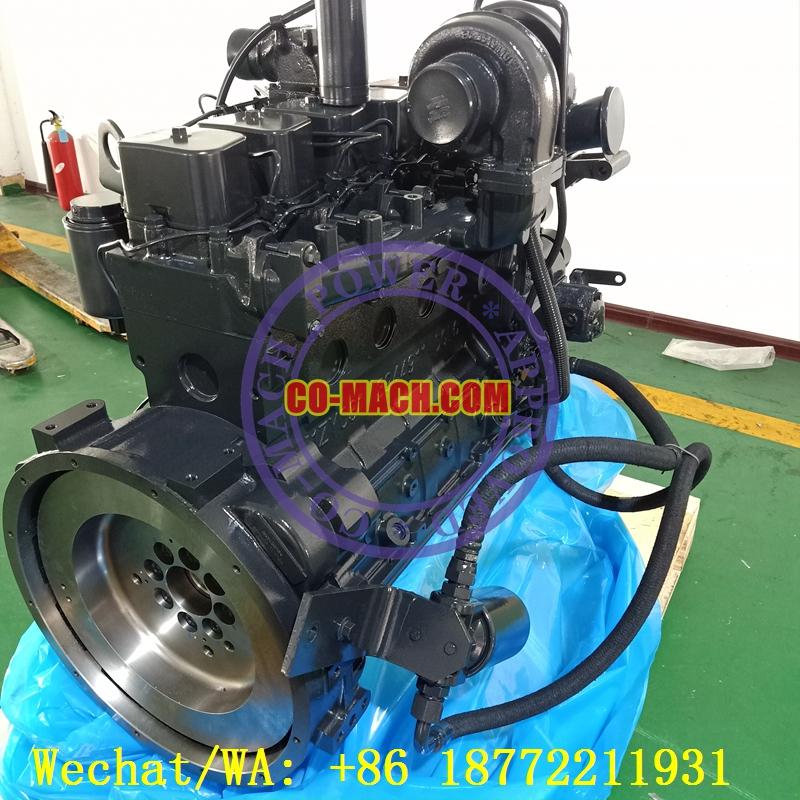 Cummins 6BTAA5.9-C130 Rebuilt Engine