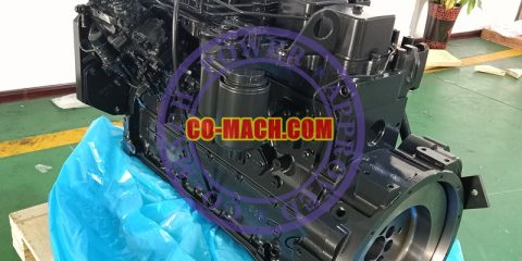 Cummins 6BTAA5.9-C130 Remanufactured Engine