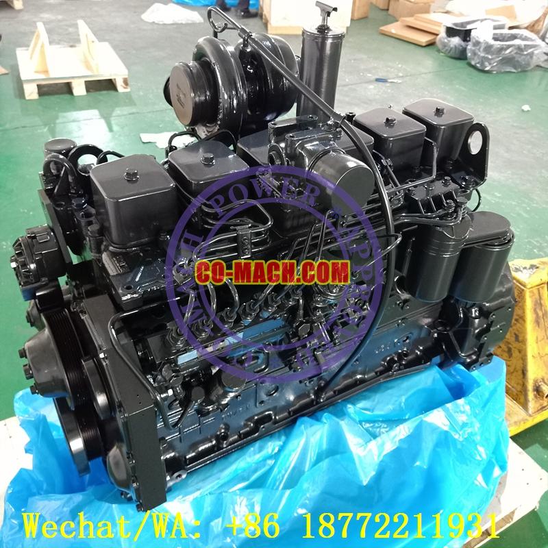 Cummins 6BTAA5.9-C140 Rebuilt Engine