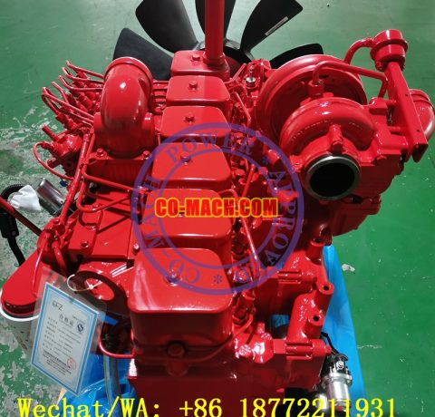 Cummins 6BTAA5.9-C140 Remanufactured Engine