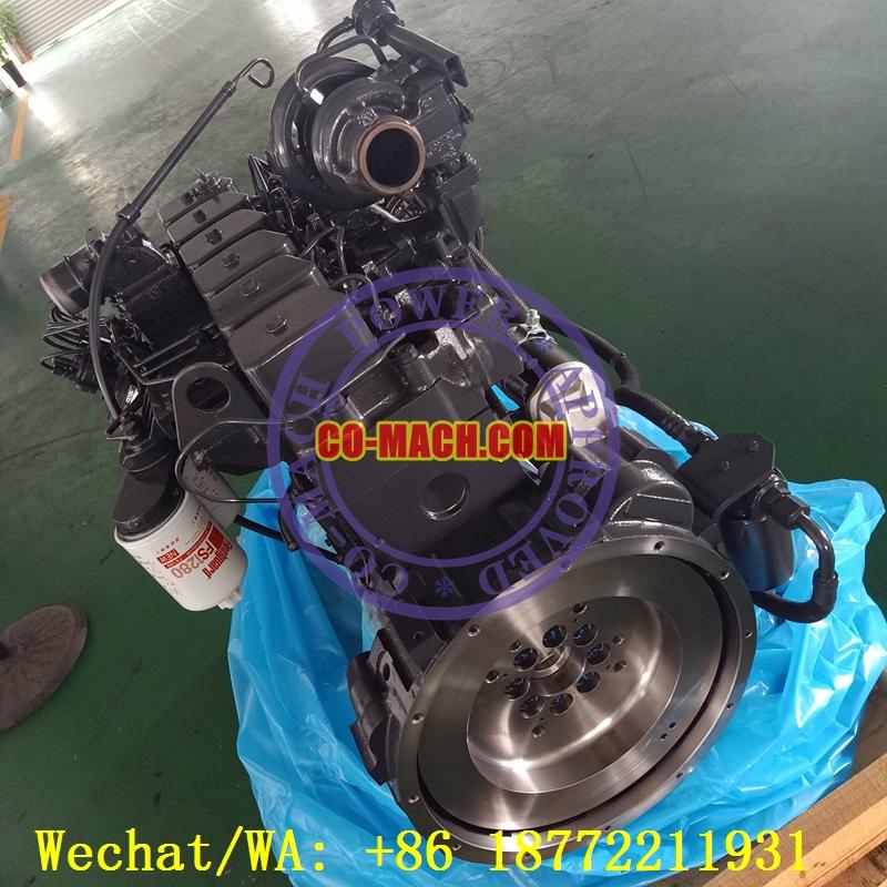 Cummins 6BTAA5.9-C150 Rebuilt Engine
