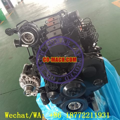 Cummins 6BTAA5.9-C150 Remanufactured Engine