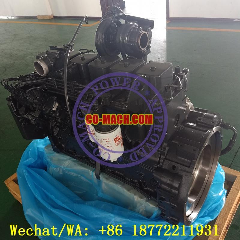 Cummins 6BTAA5.9-C160 Rebuilt Engine