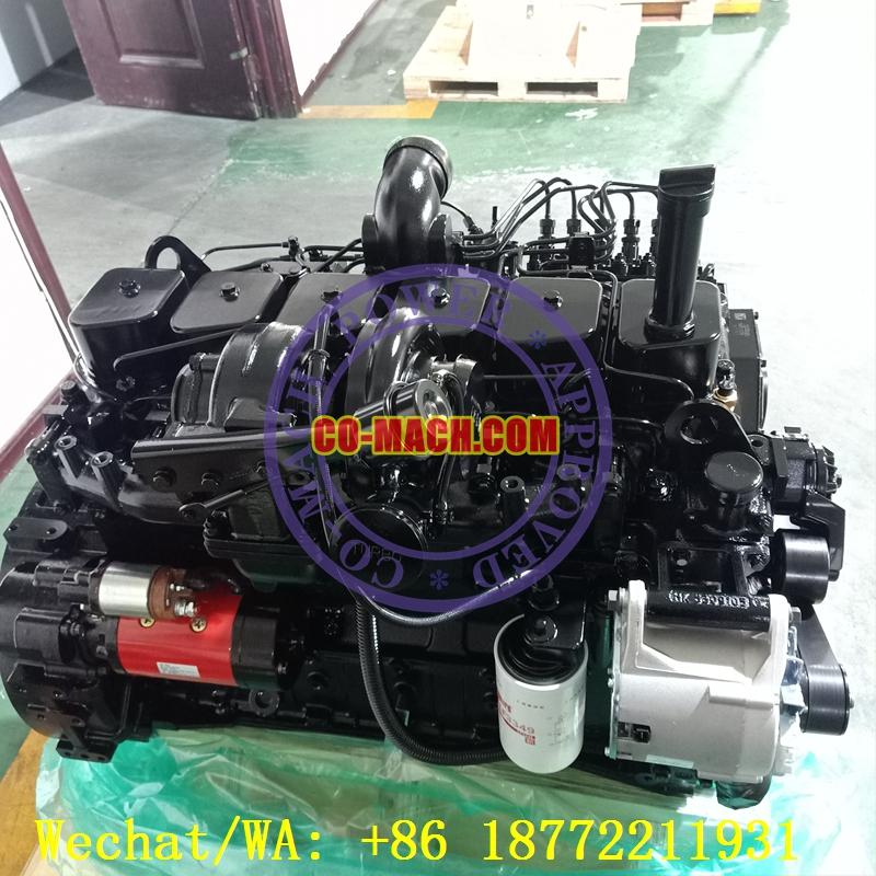 Cummins 6BTAA5.9-C170 Rebuilt Engine