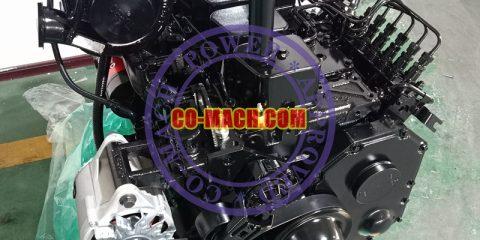 Cummins 6BTAA5.9-C170 Remanufactured Engine