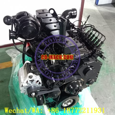 Cummins 6BTAA5.9-C170 Remanufactured Engine
