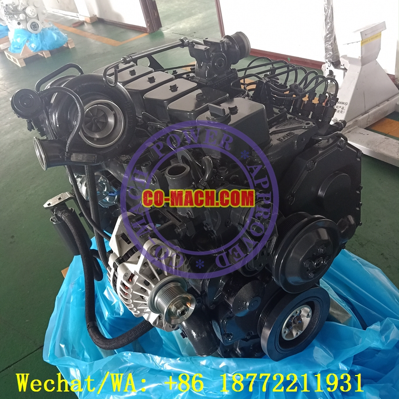Cummins 6BTAA5.9-C171 Rebuilt Engine