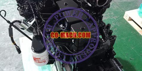 Cummins 6BTAA5.9-C175 Remanufactured Industrial Engine
