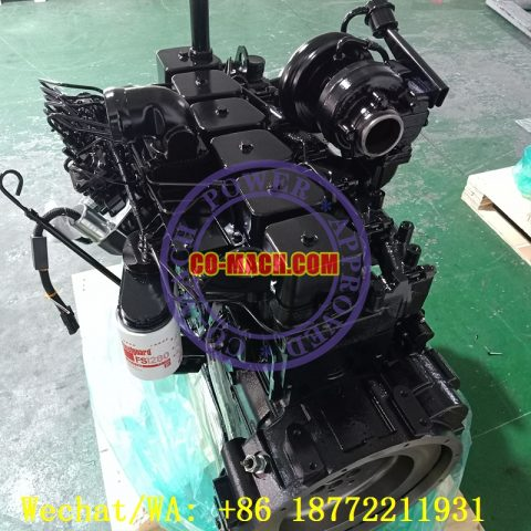 Cummins 6BTAA5.9-C175 Remanufactured Industrial Engine
