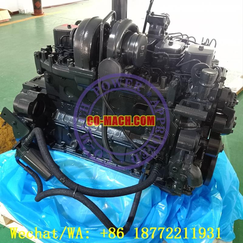 Cummins 6BTAA5.9-C178 Remanufactured Engine