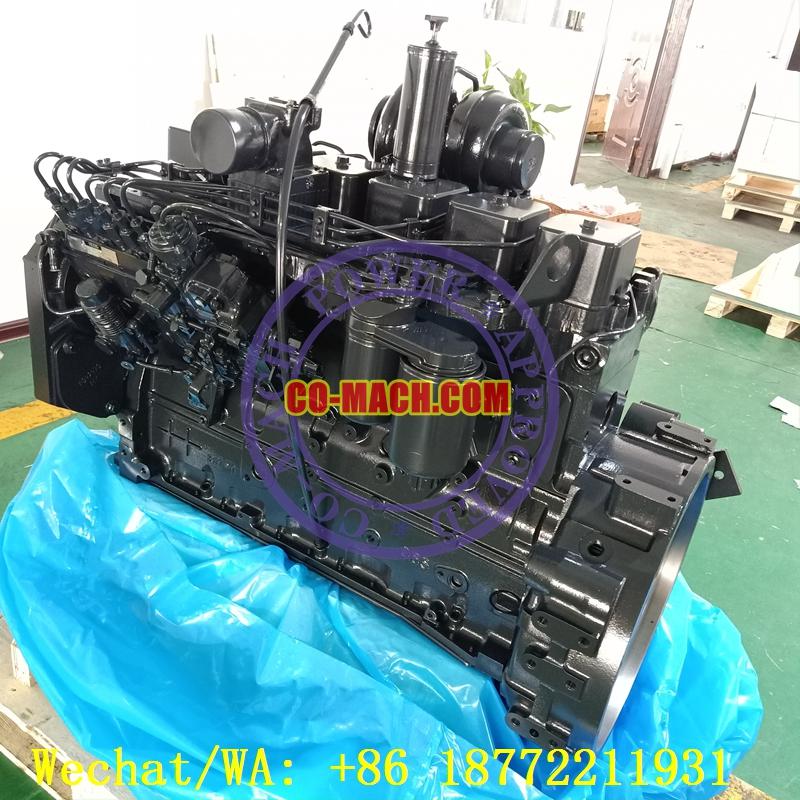 Cummins 6BTAA5.9-C180 Rebuilt Engine