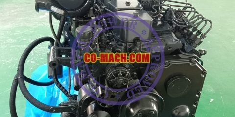 Cummins 6BTAA5.9-C180 Remanufactured Engine