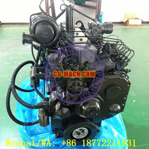 Cummins 6BTAA5.9-C180 Remanufactured Engine