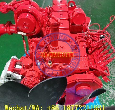 Cummins 6BTAA5.9-C189 Rebuilt Engine