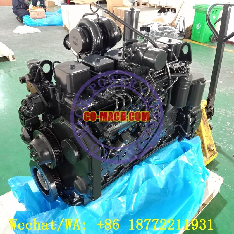 Cummins 6BTAA5.9-C189 Remanufactured Engine