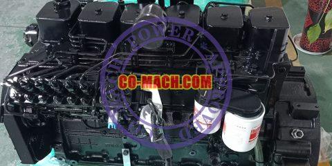 Cummins 6BTAA5.9-C205 Remanufactured Industrial Engine