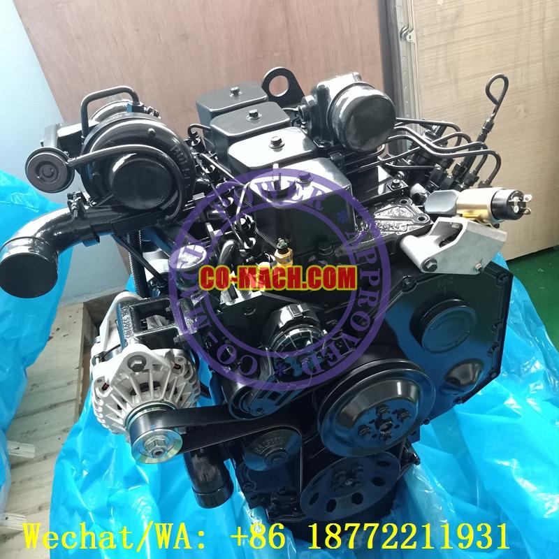 Komatsu SAA4D102E-1 Engine