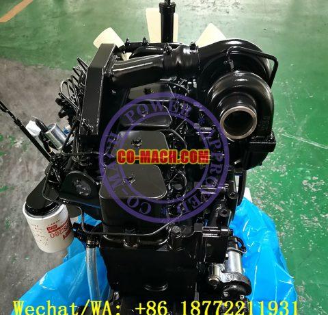 Cummins 6BTA5.9-C115 Reman Engine