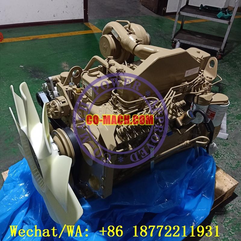 Cummins 6BTA5.9-C170 Recon Engine