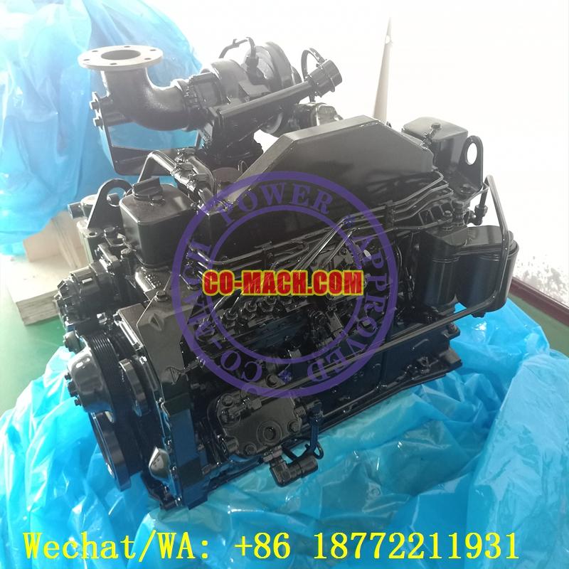Cummins 6BTA5.9-C176 Recon Engine