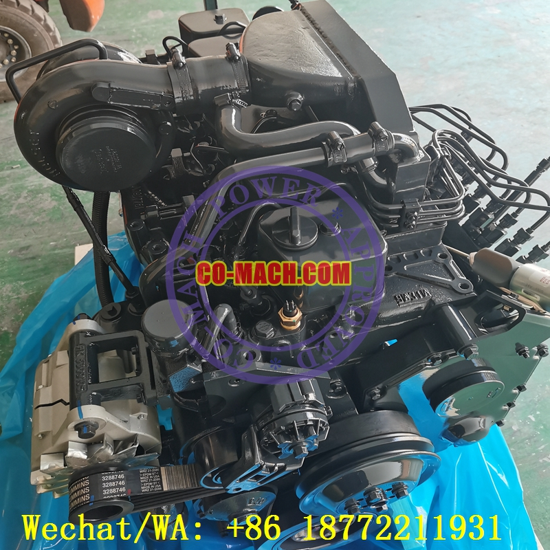 Cummins 6BTA5.9-C178 Reman Recon Engine