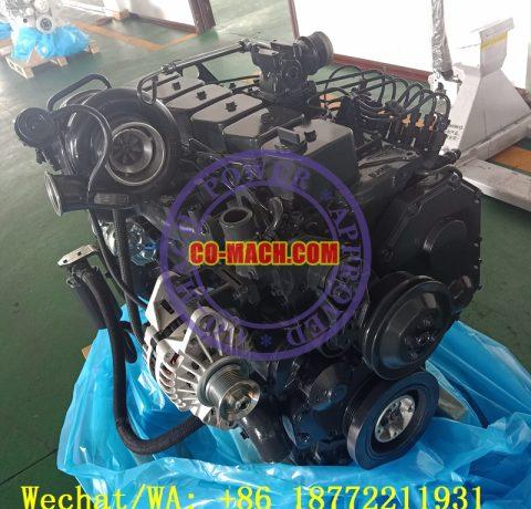 Cummins 6BTAA5.9-C152 Remanufactured Engine
