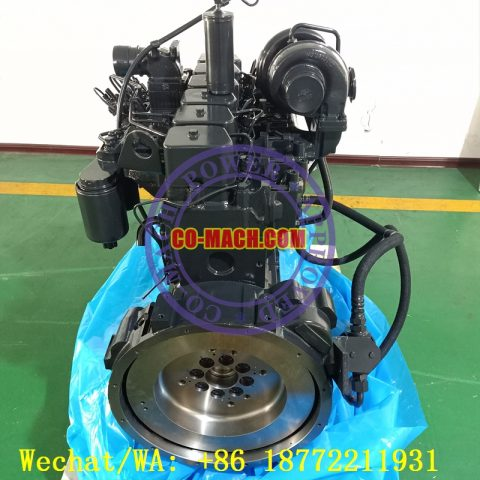 Cummins 6BTAA5.9-C173 Rebuilt Engine