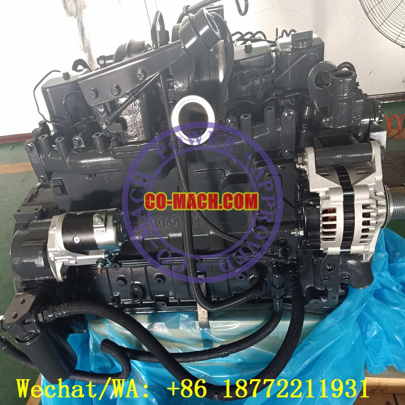 Cummins 6BTAA5.9-C173 Remanufactured Engine