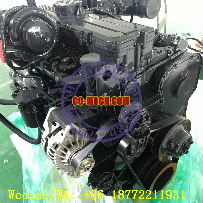Rebuild Cummins QSC8.3-C215 Engine Assy