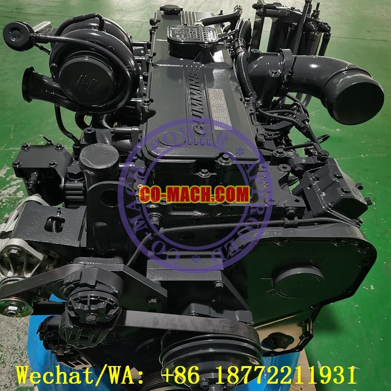 Rebuild Cummins QSC8.3-C250 Engine Assy