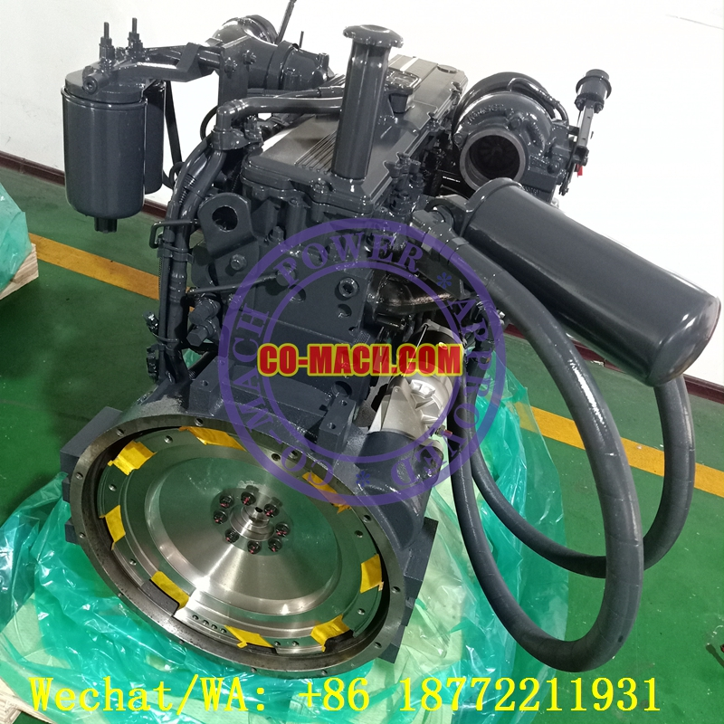 Rebuild Cummins QSC8.3-C305 Engine Assy