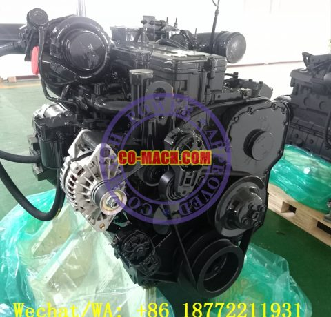 Recon Cummins QSC8.3-C220 Engine Assy