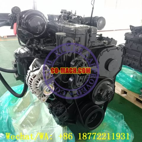 Recon Cummins QSC8.3-C220 Engine Assy